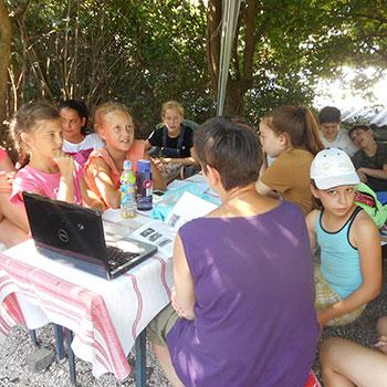 Szentendrei Árvácska: nyári tábor gyerekeknek