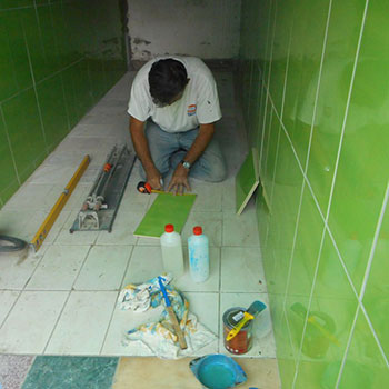 A felújítási, karbantartási munkák mindig aktuálisak